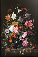 Puzzelman 1000 - Jan de Heem: Vaas met Bloemen