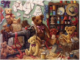 Cobble Hill 275 (XXL) - Teddy Bear Workshop