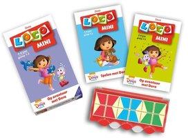 Mini loco pakket: Op avontuur met Dora