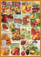 Eurographics 1000 - Fruit Seed Catalogue Covers