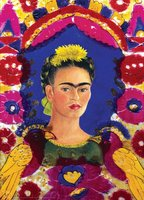 Eurographics 1000 - Frida Kahlo: Self Portrait The Frame