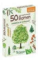 Expeditie Natuur: 50 Bomen Ontdekken & Herkennen.