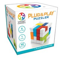 SmartGames: Plug & Play Puzzler