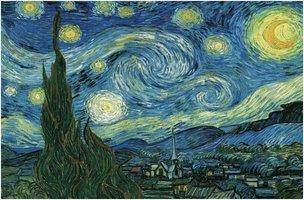 Eurographics 1000 - Van Gogh: The Starry Night