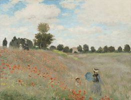 Eurographics 1000 - Monet: The Poppy Field