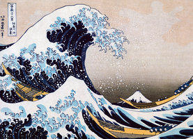 Eurographics 1000 - Hokusai: Great Wave of Kanagawa