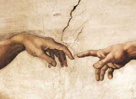 Eurographics 1000 - Michelangelo: Creation of Adam
