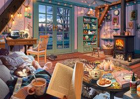 Secret Puzzle: In het Vakantiehuisje