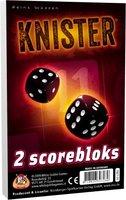 Knister extra scorebloks