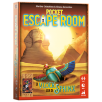 Pocket Escape Room: De Vloek van de Sphinx