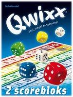 Qwixx extra scorebloks (2 stuks)