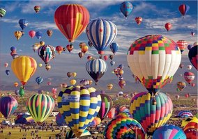Educa 1500 - Hot Air Balloons