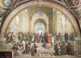 Eurographics 1000 - Raphaël: The School of Athens