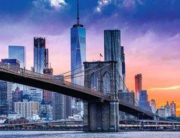Ravensburger 2000 - Van Brooklyn naar Manhattan
