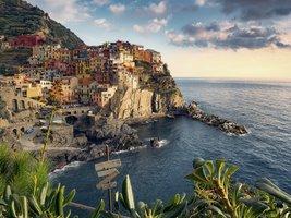 Ravensburger 1500 - Uitzicht op Cinque Terre