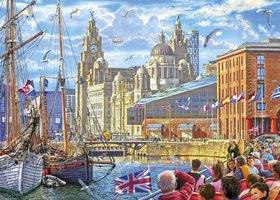 Gibsons 1000 - Albert Dock Liverpool