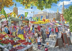 Gibsons 1000 - Market Day Norwich