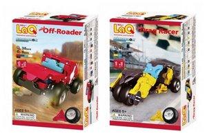 Voordeelset: LaQ Hamacron Constructor Mini - Voertuigen