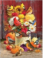 Cobble Hill 1000 - Autumn Bouquet