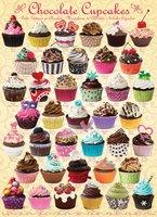 Eurographics 1000 - Chocolate Cupcakes