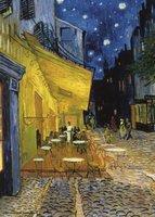 Puzzelman 1000 - Vincent van Gogh: Cafeterras bij Nacht