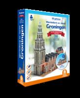 3D Gebouw - Martinikerk en -toren Groningen