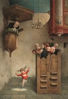 Marius van Dokkum 500 - Dansje in de Kerk