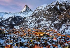 World's Smallest - Matterhorn
