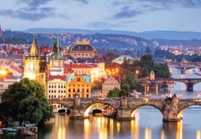 World's Smallest - Prague Bridges