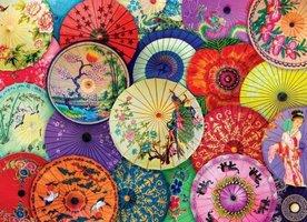 Eurographics 1000 - Asian Oil-Paper Umbrellas