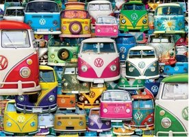 Eurographics 1000 - VW Funky Jam (Outlet)