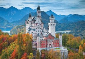World's Smallest - Neuschwanstein Castle