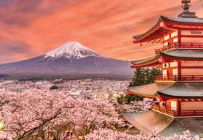 World's Smallest - Mount Fuji