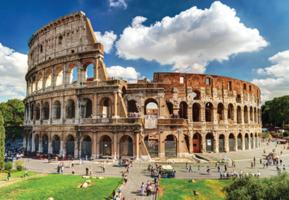 World's Smallest - Colosseum