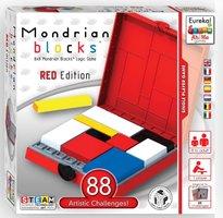 Ah!Ha: Mondrian Blocks Red Edition