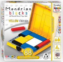 Ah!Ha: Mondrian Blocks Yellow Edition