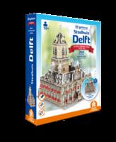3D Gebouw - Stadhuis Delft