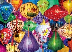 Eurographics 1000 - Asian Lanterns