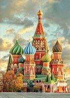 Educa 1000 - St. Basil's Cathedral Moscow