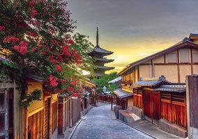 Educa 1000 - Yasaka Pagoda Kyoto Japan