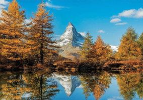 Educa 1000 - Matterhorn Mountain in Autumn