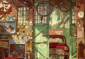 Educa 1500 - Old Garage, Arly Jones