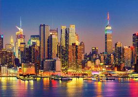 Educa 1500 - Manhattan at Night