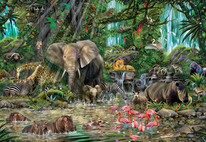 Educa 2000 - African Jungle