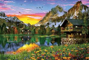 Educa 5000 - Alpine Lake