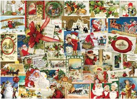 Eurographics 1000 - Vintage Christmas Cards