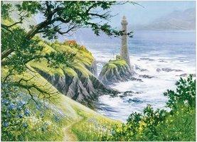 Cobble Hill 1000 - Summer Lighthouse