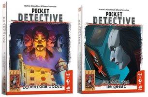 Pocket Detective: Voordeelset Bloedrode Rozen + De Blik van de Geest