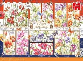Jumbo 1000 - Janneke Brinkman: Hollandse Tulpen