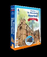 3D Gebouw - Sint Bavokerk Haarlem